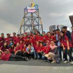 Study Ekskursi di TRANS STUDIO Bandung Jurusan Teknik Industri AKPRIND