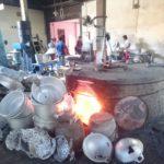 Kunjungan Pabrik Praktikum PTLF ke WL ALUMUNIUM Jurusan Teknik Industri AKPRIND