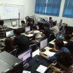 Praktikum di Laboratorium SIPPO Jurusan Teknik Industri AKPRIND