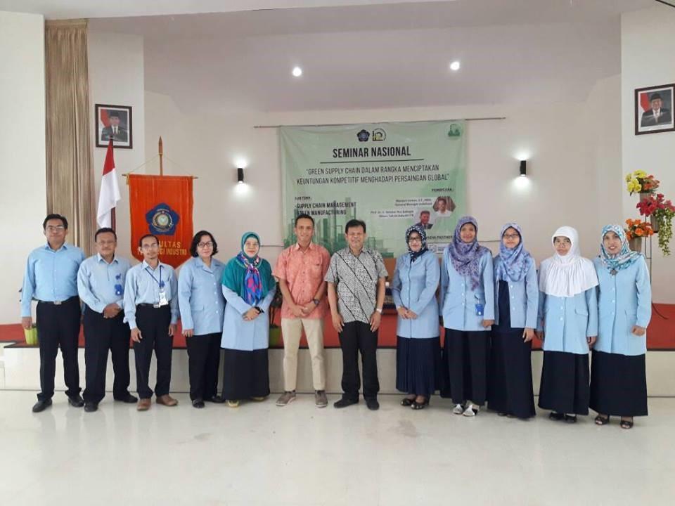 Seminar Nasional Green Supply Chain