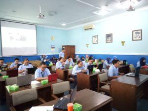 Pelatihan SEO-Jurusan Teknik Industri IST AKPRIND Yogyakarta