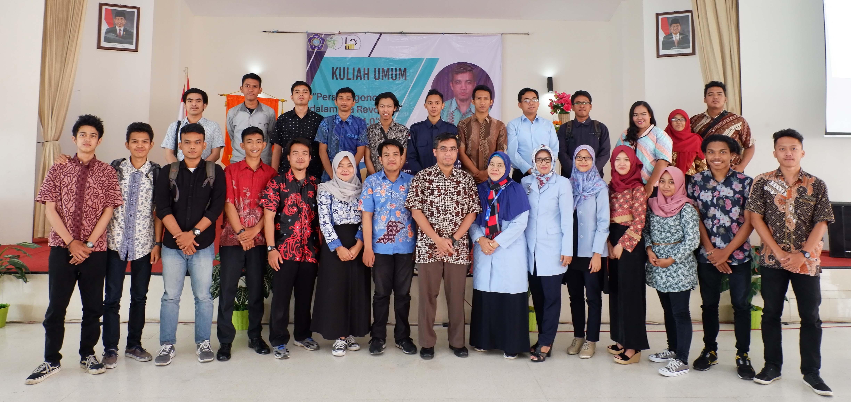 Peran Ergonomi Dalam Era Revolusi Industri 4.0 Bersama Ketua Perhimpunan Ergonomi Indonesia (PEI)