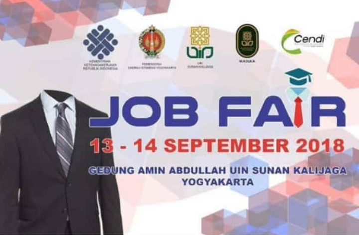 Job fair UIN 13-14 September 2018