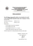 Pendaftaran praktikum sispro ii D3 sem ganjil 2018-2019