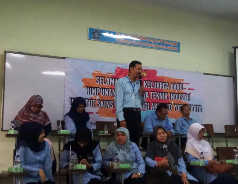 Perkenalan Teknik Industri IST AKPRIND Yogyakarta