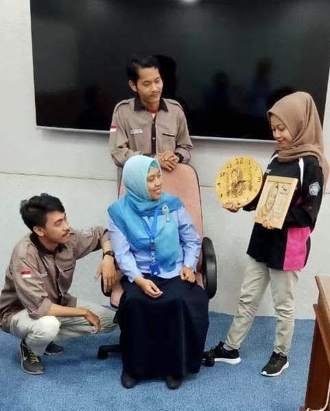 Hasil produk Manikmaya craft Teknik Industri IST AKPRIND Yogyakarta