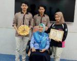 Tim Teknik Industri IST AKPRIND lolos KBMI 2019