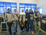 Keluarga Besar Laboratorium SISPRO dan MANUFAKTUR Teknik Industri IST AKPRIND Yogyakarta