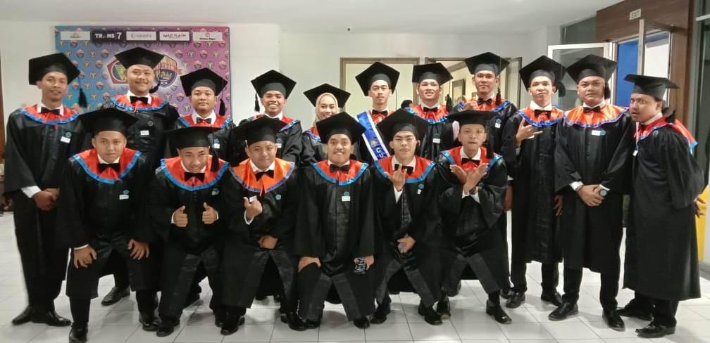 Selamat Kepada Wisudawan Jurusan Teknik Industri Periode II TA 2019/2020