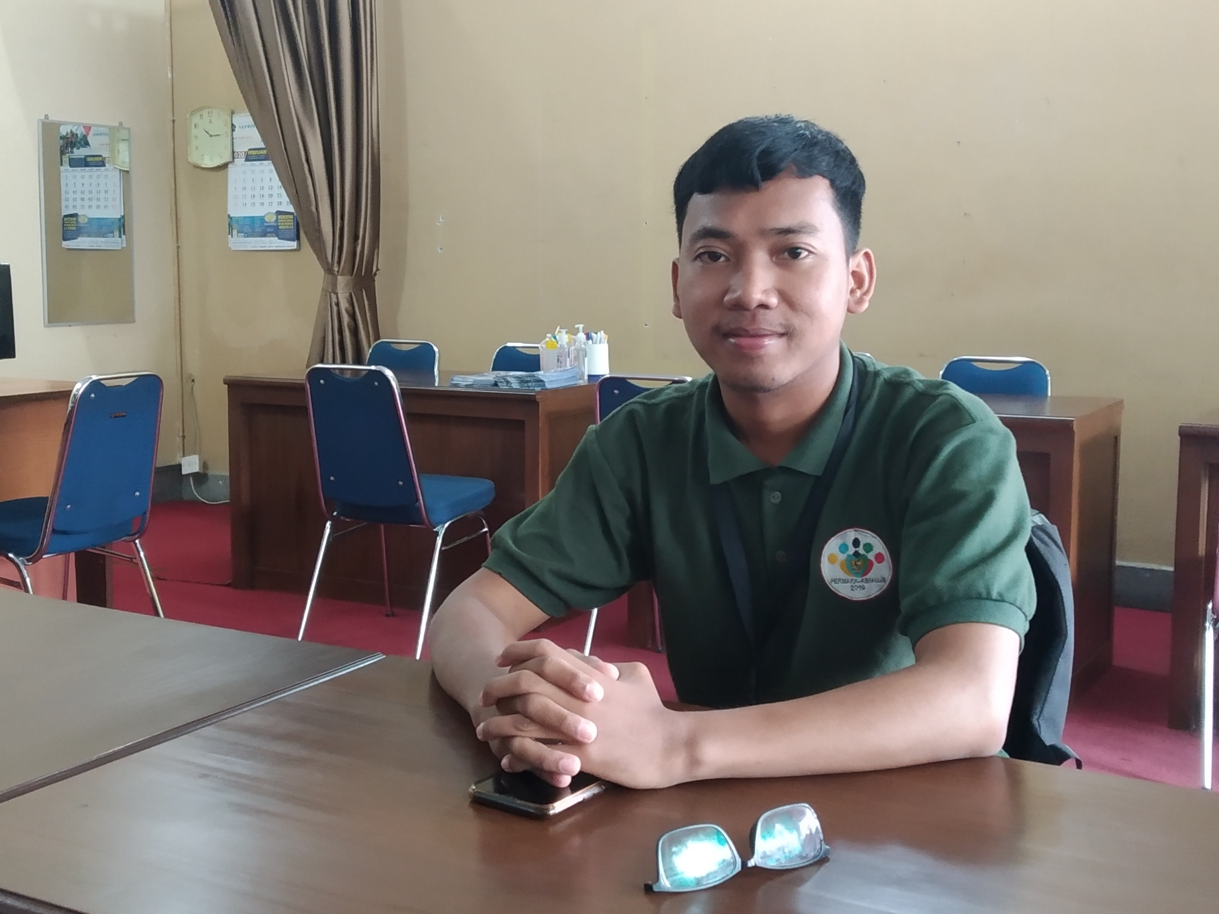 Hawari Al Rabbani wakili Indonesia di Asia Youth International Model United Nation 2020