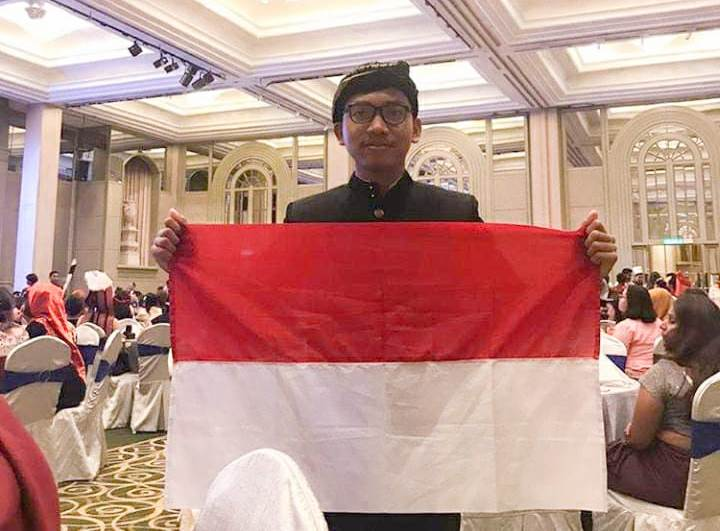 Hawari Al Rabbani wakili Indonesia di AYIMUN 2020