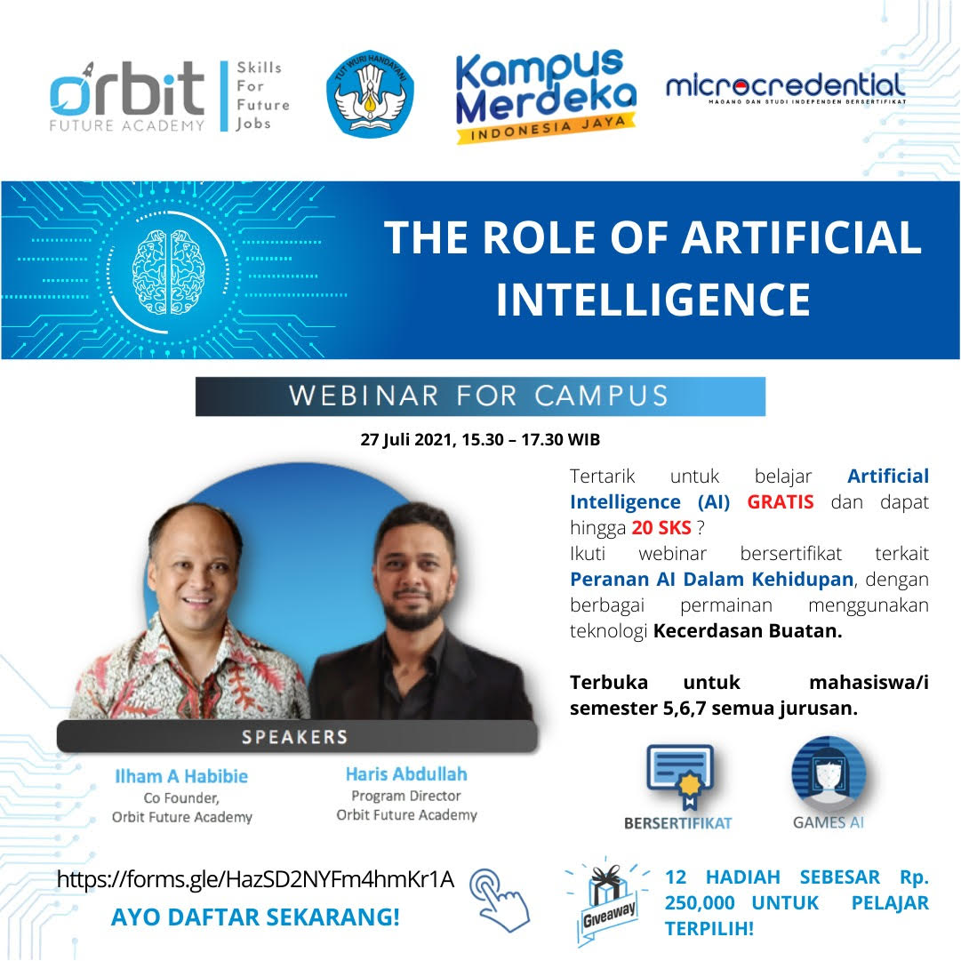 Webinar The Role Of Artificial Intelligence
